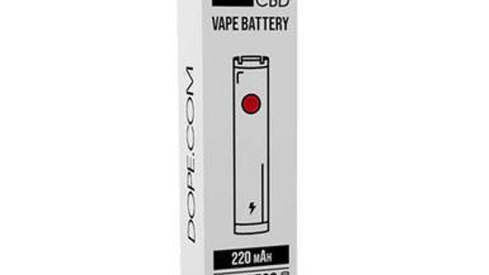 Dope CBD - CBD Device - Vape Battery