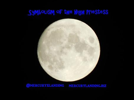 Symbolism of The High Priestess