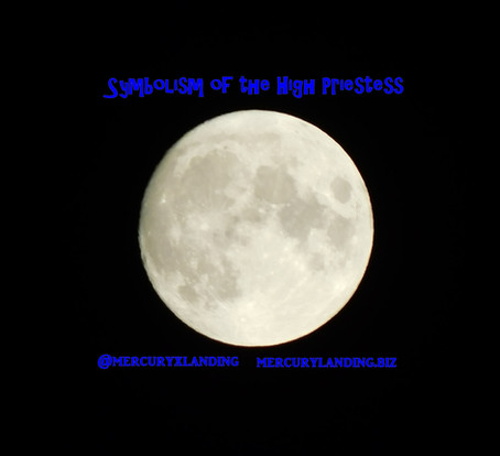 Copy of Symbolism of The High Priestess