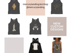 More custom designs!!