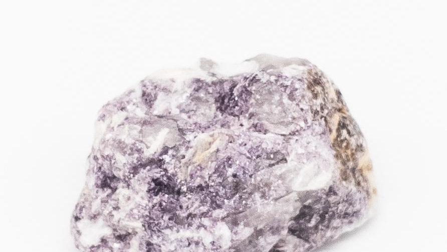 Lepidolite Rough Stone