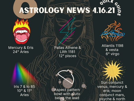 astrology news 4.16.21