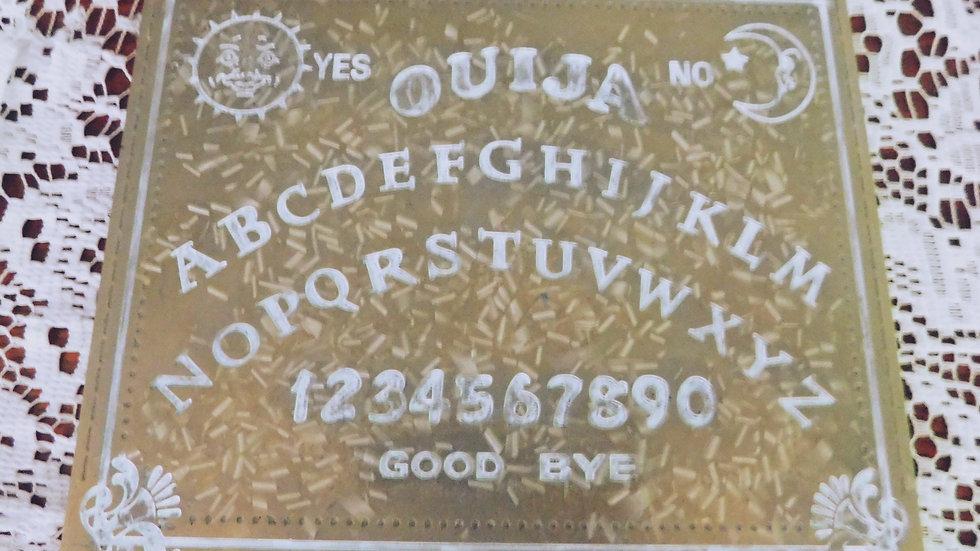 Golden Eye Ouija Board & Planchette