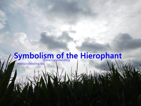 Symbolism of the Hierophant