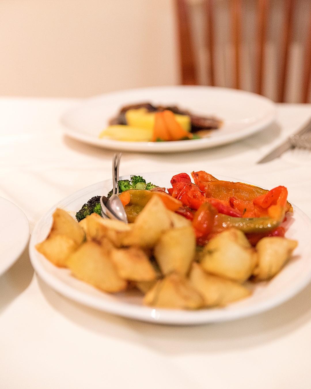 Viale Canova | Roast Potatoes