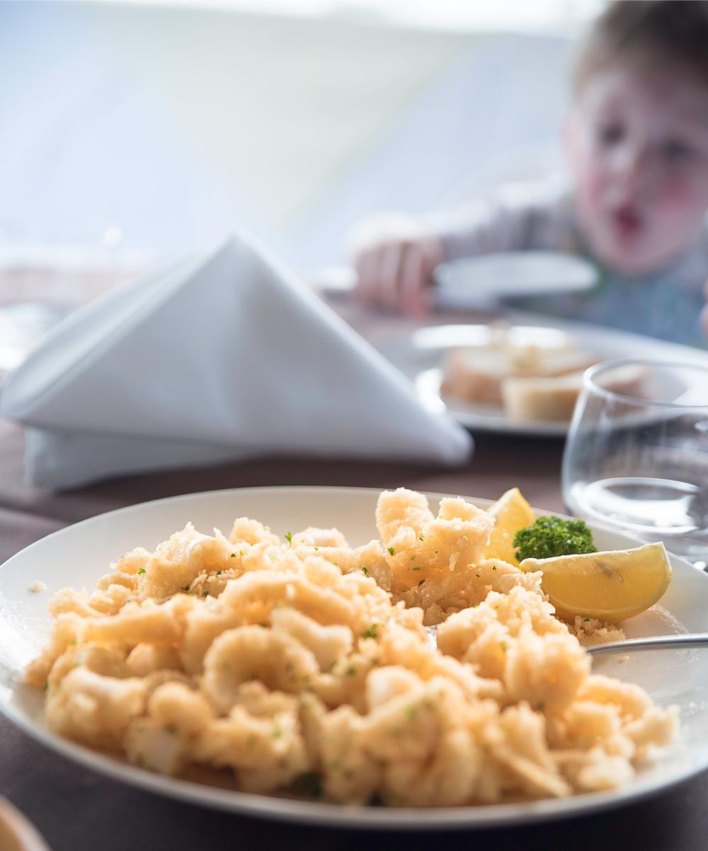 Viale Canova | Seafood