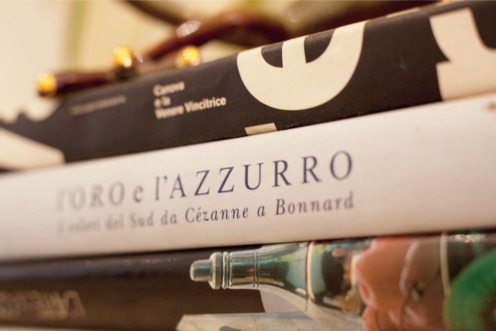 Viale Canova | Books