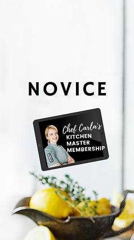 Chef Carla's Kitchen Master Membership N