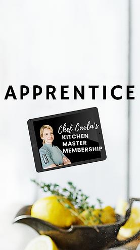 Chef Carla's Kitchen Master Membership A