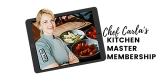 Chef Carla's Kitchen Master Membership