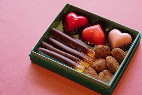 "Valentine box ""Heart"""