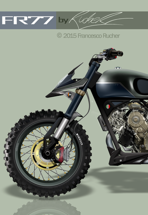 F77 MOTORCYCLE
