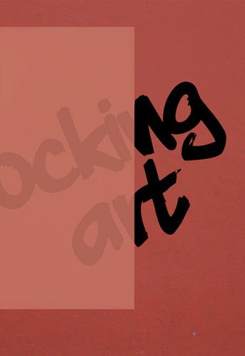 BLOCKING ART