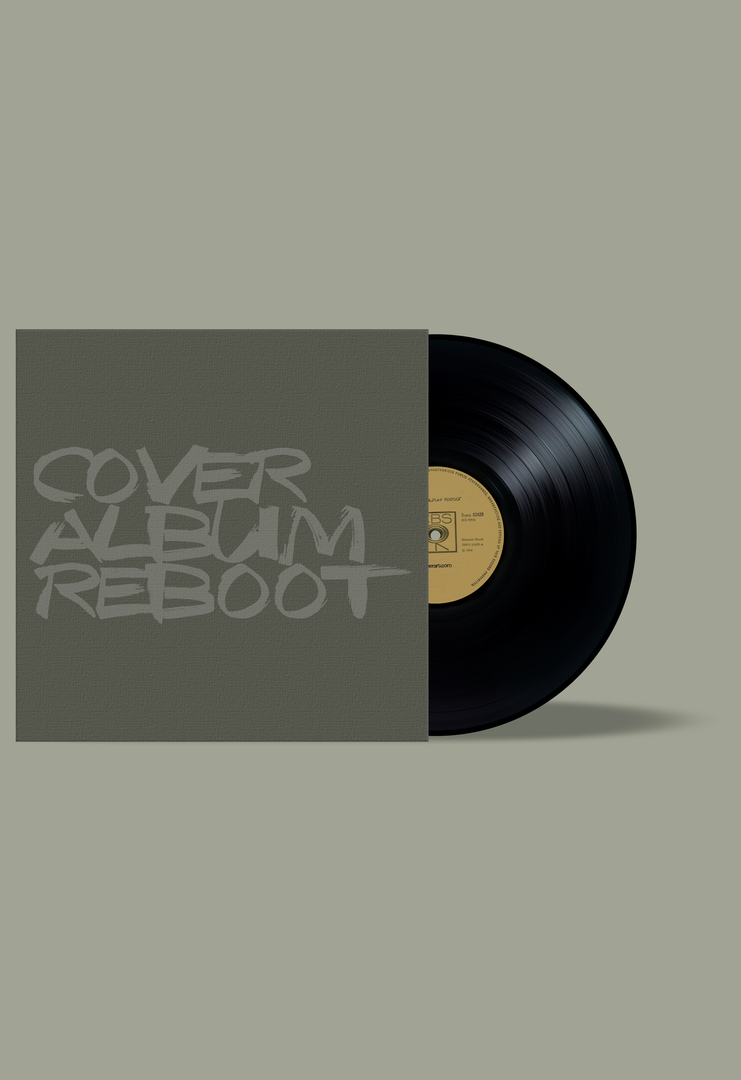 COVER ALBUM REBOOT