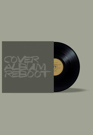 COVER ALBUM REBOOT