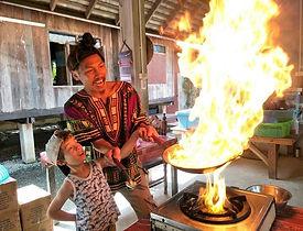 Eco découverte à Lamphun by Thailande Ev