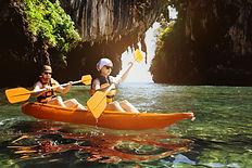 canoe ban-bor-thor-activité-krabi©thaila