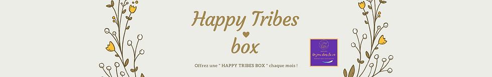 Happy Tribes Box Association Un jour dan