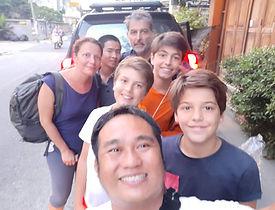 Guide local trek Chiang Mai Tribus karen
