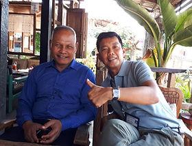 Notre équipe Thaïlande evasion