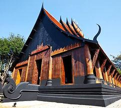 Black house Chiang Rai by Thailande Evas