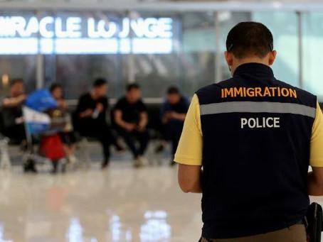 Les étrangers bloqués en Thaïlande en raison de COVID-19 peuvent désormais rester jusqu'à fin mars.