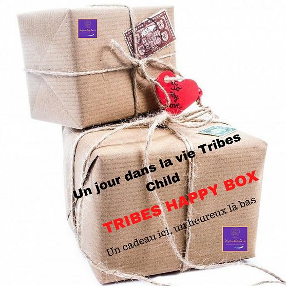 HAPPY TRIBES BOX UN JOUR DANS LA VIE TRI