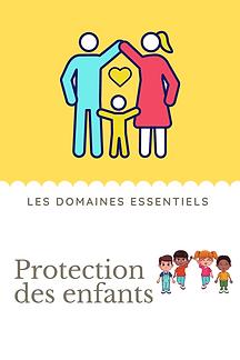 PROTECTION DES ENFANTS UN JOUR DANS LA V