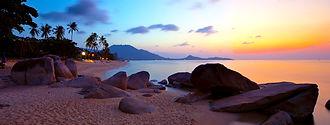 HONG ISLAND SUNSET PHRANANG BY THAILANDE