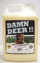 Damn Deer Winter Formula 2.5 Gallon Refill