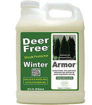 Garden Girls Repellents Deer Free Winter Armor