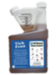 Tick Free 36oz Tip & Measure