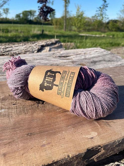 Rambouillet Yarn (Lac & Indigo)