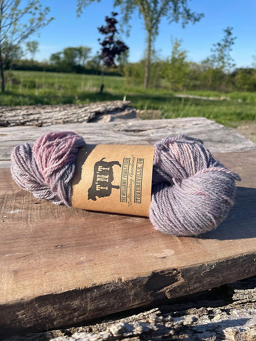 Toffee Yarn (Lac & Indigo)