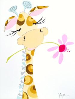 Jungle Lovies - Giraffe