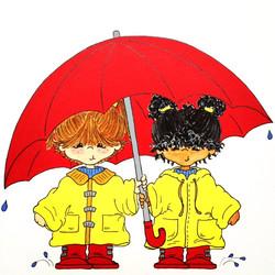 Little Bits & Co. - Rainy Day