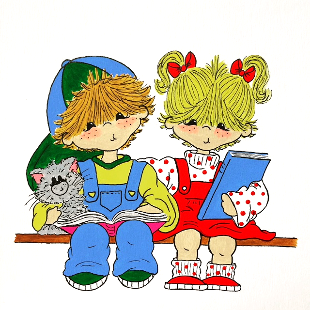 Little Bits & Co. - Book Buddies