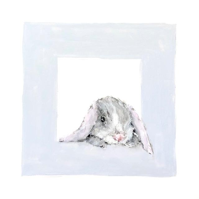 SPD Peeking Bunny 001