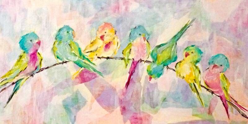 Princess Parakeets