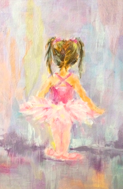 Little Dancer no.4