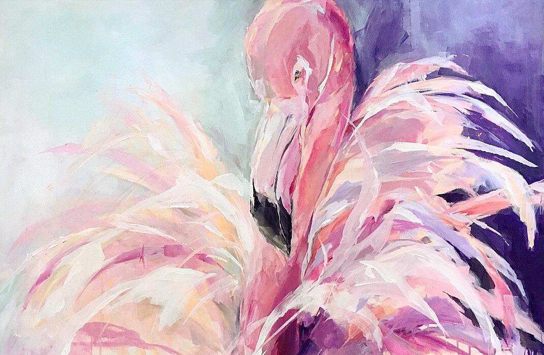 Flamingo 001