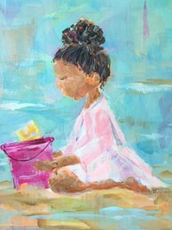 Summertime Girl no. 4