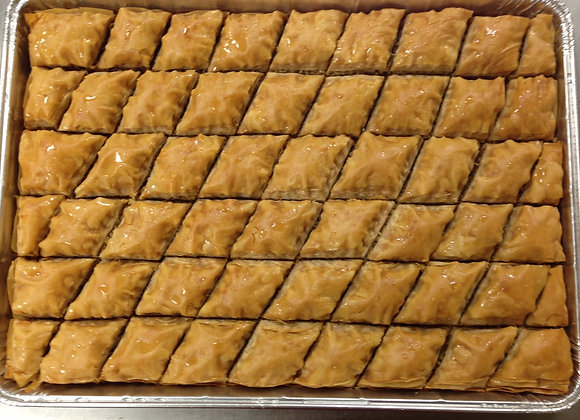 Walnut Baklawa Large Tray