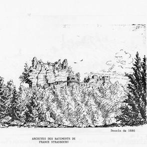 1820 env. Engelhardt-copie en 1880-Schoe