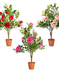 plantas-artificiales-rosal-pequeño-ranka