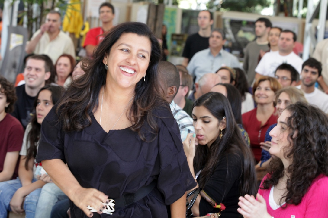 Regina Casé no TEDxMataAtlântica