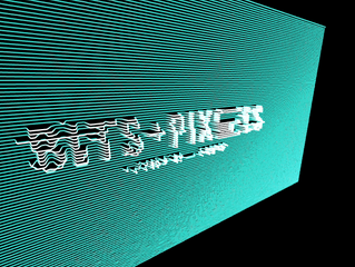 INTRODUCING BITS AND PIXELS: A NEW LICENSING AGENCY SPECIALISING IN VIDEO GAMES.
