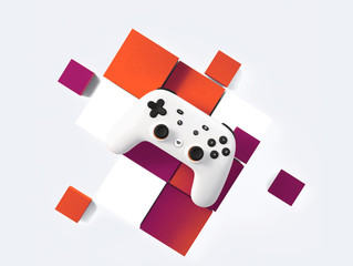 INITIAL THOUGHTS ON GOOGLE'S STADIA