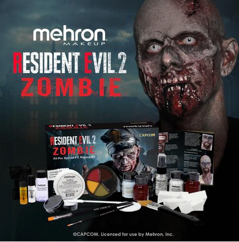 MEHRON X RESIDENT EVIL 2