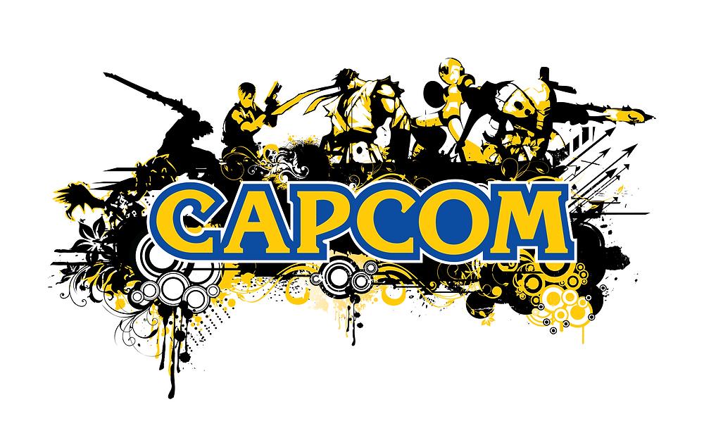 Capcom x Bits + Pixels